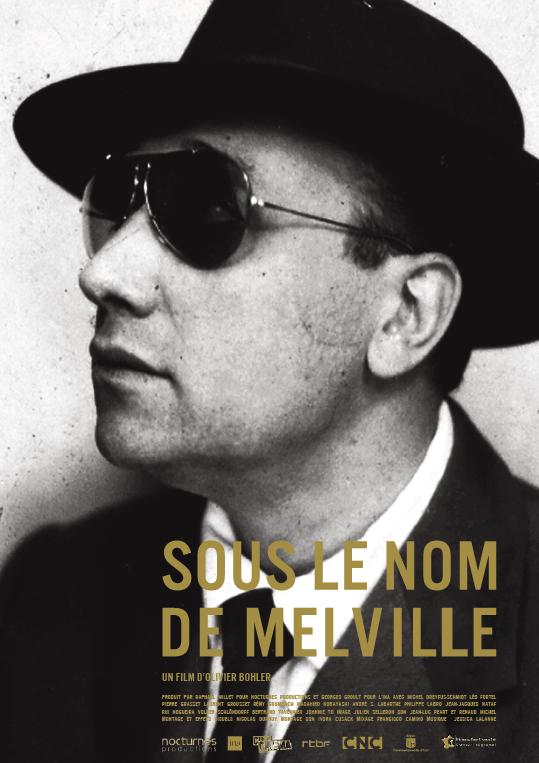 Poster SOUS LE NOM DE MELVILLE